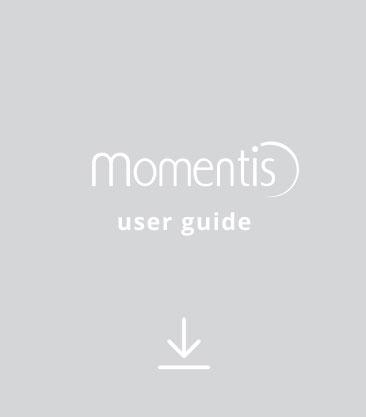 Momentis User Guide